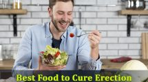 Best Food to cure erection
