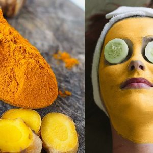 turmeric for your skin