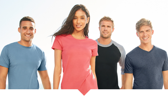 T-Shirts In Large Quantity