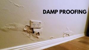 Damp proofing Methods