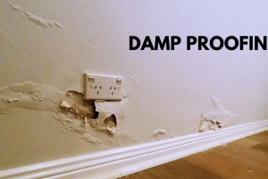 Damp proofing Methods