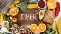 Food with High Fiber