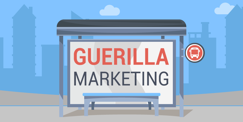 Fantastic Guerrilla Marketing Tactics