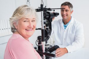 low vision clinic