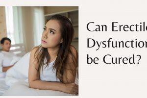 Cure ED Problem using best Medication