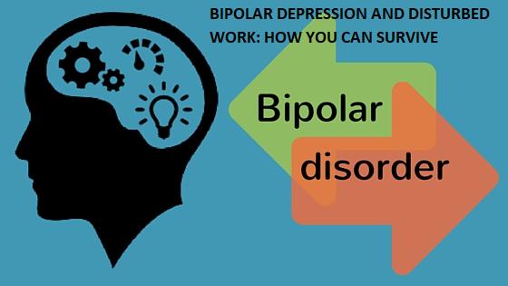 Bipolar depression and disturbed